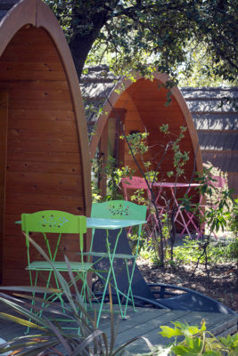 Louer cabane camping Hyères