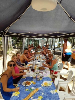 Ambiance camping Var