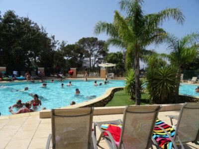Toulon Piscine chauffée Vacances Détente