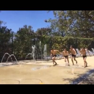 Un parc aquatique de 1873m² vu par les jeunes campeurs !
