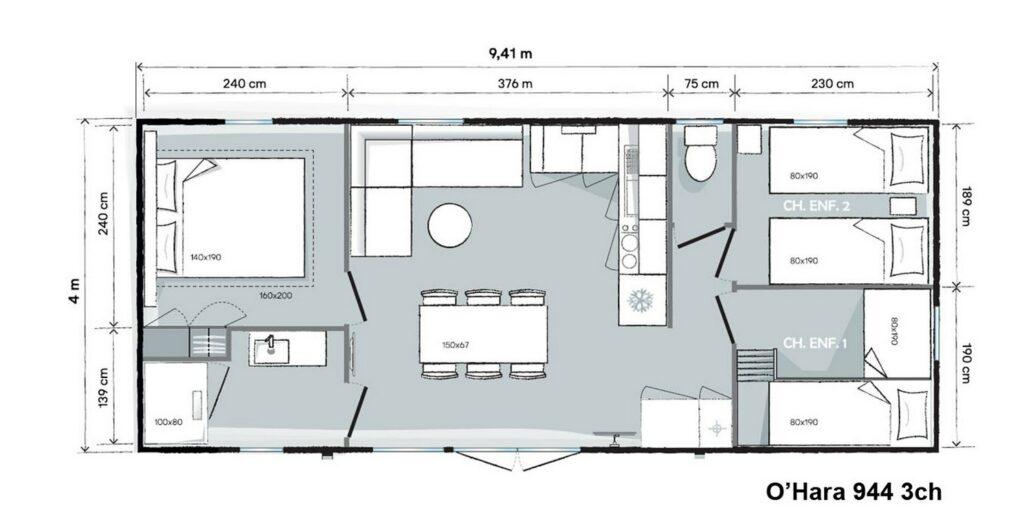 Plan La Villa des Copains® Premium