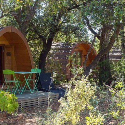 Le Coin des Copains® - Location camping Var 10 personnes