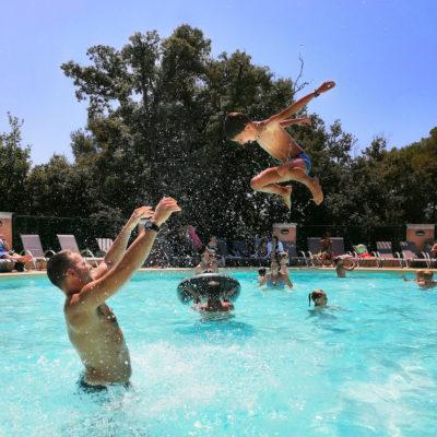 Camping Var parc aquatique, piscines et espace aquatique