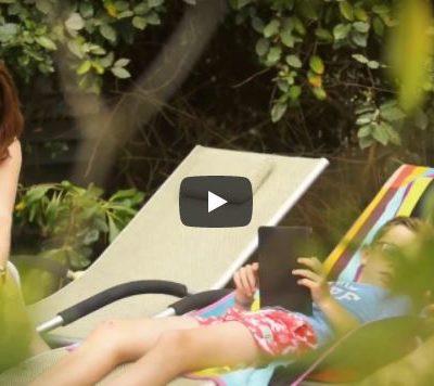 Camping Côte d'Azur - Vidéo Location Mobile Homes Tentes équipées