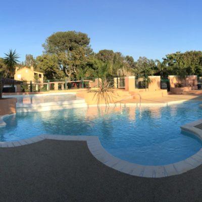 Parc aquatique du camping : 4 piscines à Hyères