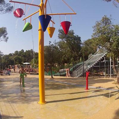 Piscines chauffées & parc aquatique