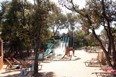 Bormes-les-Mimosas Parc aquatique Baignade Jeux Vacances