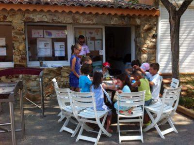 Camping idéal en famille avec enfants dans le Var