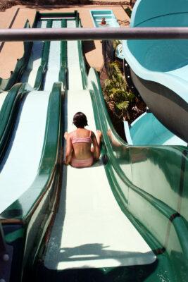 Vacances Famille Parc aquatique Piscine chauffée