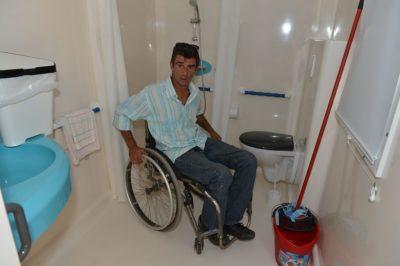 Camping Lavandou Accessible Mobile-home Handicaps