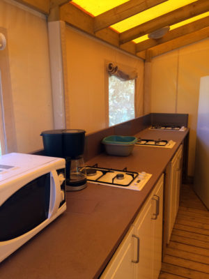 Camping lodge vacances famille Var
