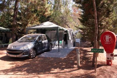 Camping confort dans le Var - tentes et caravanes