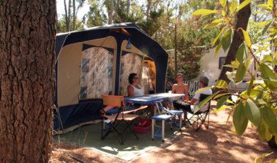 camping 4 étoiles Var écologique nature