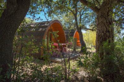 Camping nature vacances pas cher Var