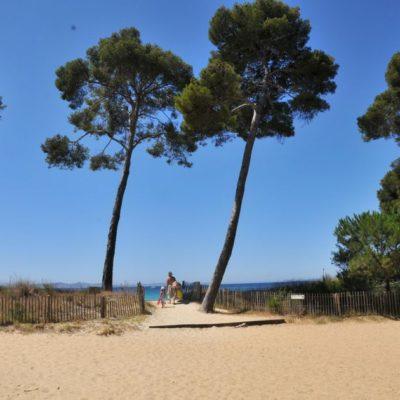 Plage de l'Estagnol - Camping de La Pascalinette®