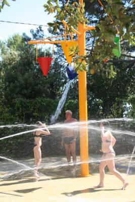 Espace aquatique Jeux d'eau Famille