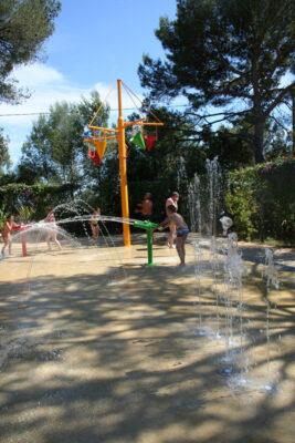 Camping Toboggans aquatiques Jeux aquatiques Vacances enfants