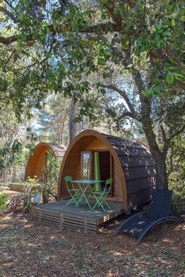 Camping Var Petit budget Vacances Nature Calme Insolite
