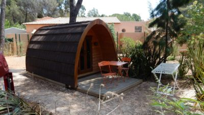 Camping bon plan pas cher Var entre amis ®Les Jardins de La Pascalinette Camping
