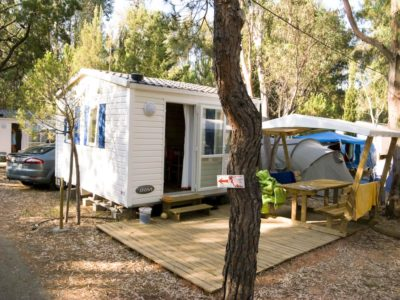 Vacances en camping - location de mobile-home