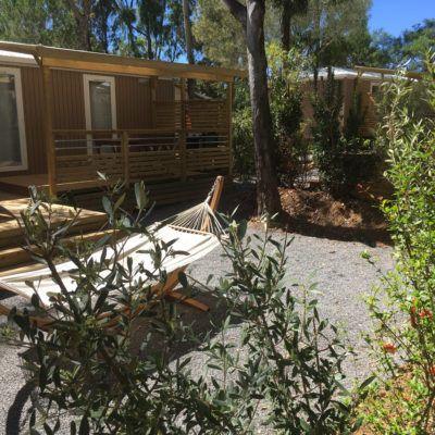 Camping luxe Var - Location mobile-home Var VIP avec parc aquatique