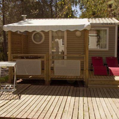 Location mobile-home Var à La Londe-les-Maures