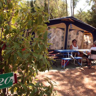Emplacements tentes, caravanes & camping-cars dans le Var