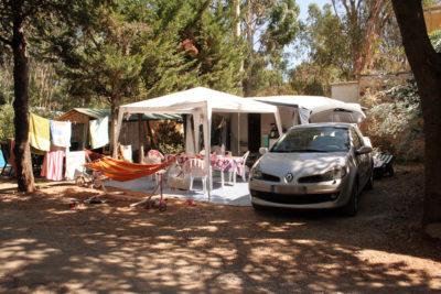 Camping 4 étoiles tout confort dans le Var - tentes et caravanes