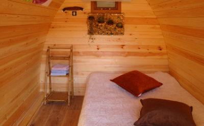 Vacances en cabanes Var pas chères