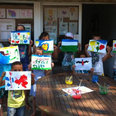 Camping Var avec animations enfants à La Londe