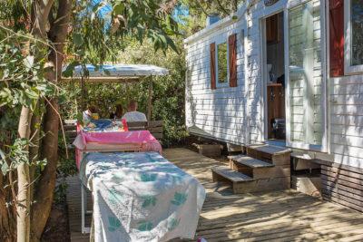 De la place pour vos vacances en mobile-home, camping 4 étoiles dans le Var