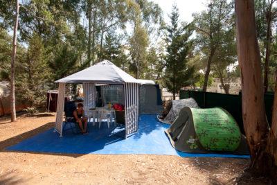 Emplacements tentes au Camping de La Pascalinette® (Var)