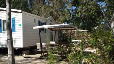 Camping Porquerolles Location Mobile-home Vacances Nature