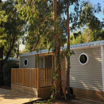 Location mobile-home Var 2 chambres 4 personnes