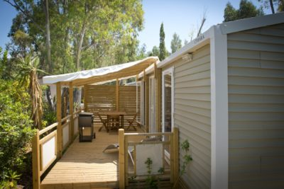 Location Camping Mobile-home Sud France Plages Luxe