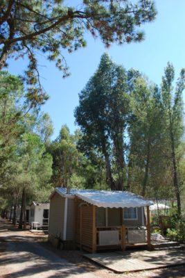 Camping Hyères Mobile-home Climatisation Equipé Privilège
