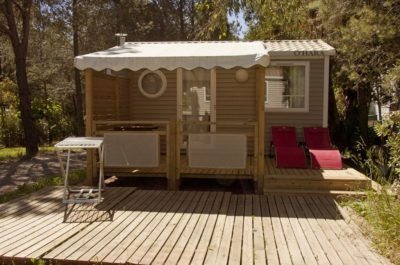 Location Mobile-home Standing Soleil Sud France