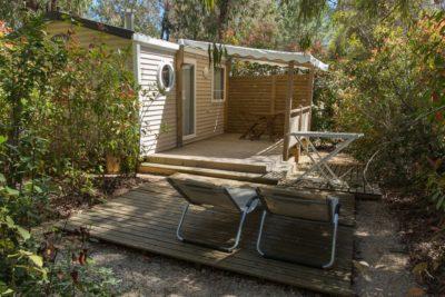 Location Camping Bormes-les-Mimosas Standing