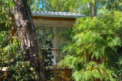 Mobile-home Climatisé nature Premium Confort Espace