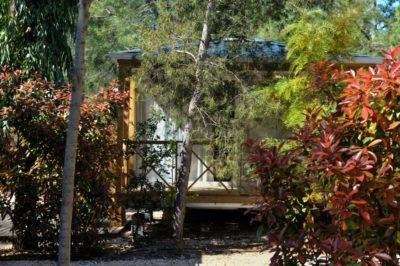 Louer mobile-home climatisé proche plages Bormes et La Londe