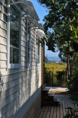 Mobile-home premium nature vignobles AOC La Londes