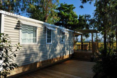 Mobile-home Climatisation Famille nombreuse Vacances