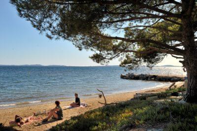 Camping proche de la plage à Londe-les-Maures