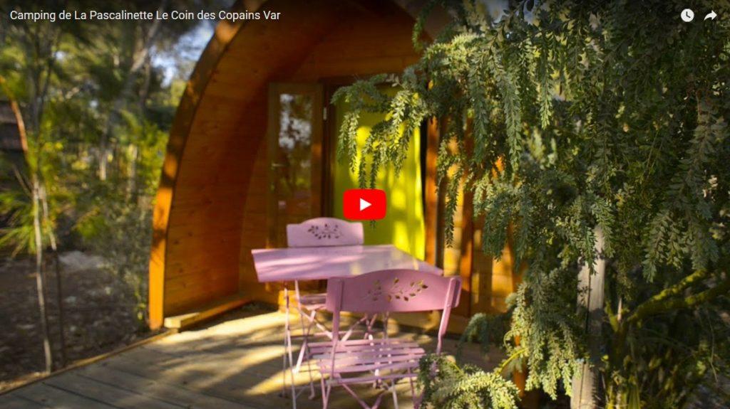 Camping de La Pascalinette Vacances entre amis dans le Var : Le Coin des Copains®