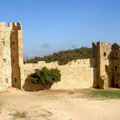 Le château de Hyères