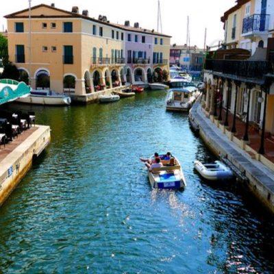 Port Grimaud : la Venise provençale