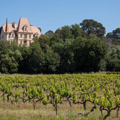 Le Château des Bormettes