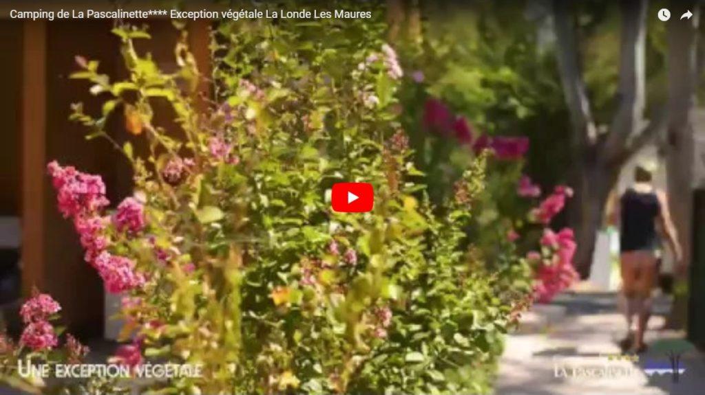 Les Jardins de La Pascalinette camping 4* écologique et exception végétale