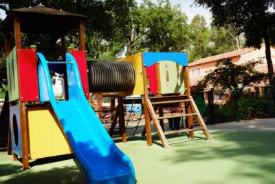 Bormes-les-Mimosas Jeux enfants Aire de jeux Animation enfants