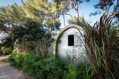 Camping nature ombragé et écologique